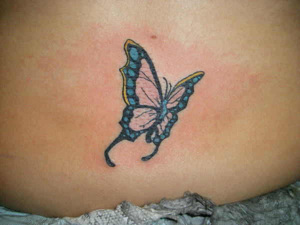 Butterfly tat2 pic
