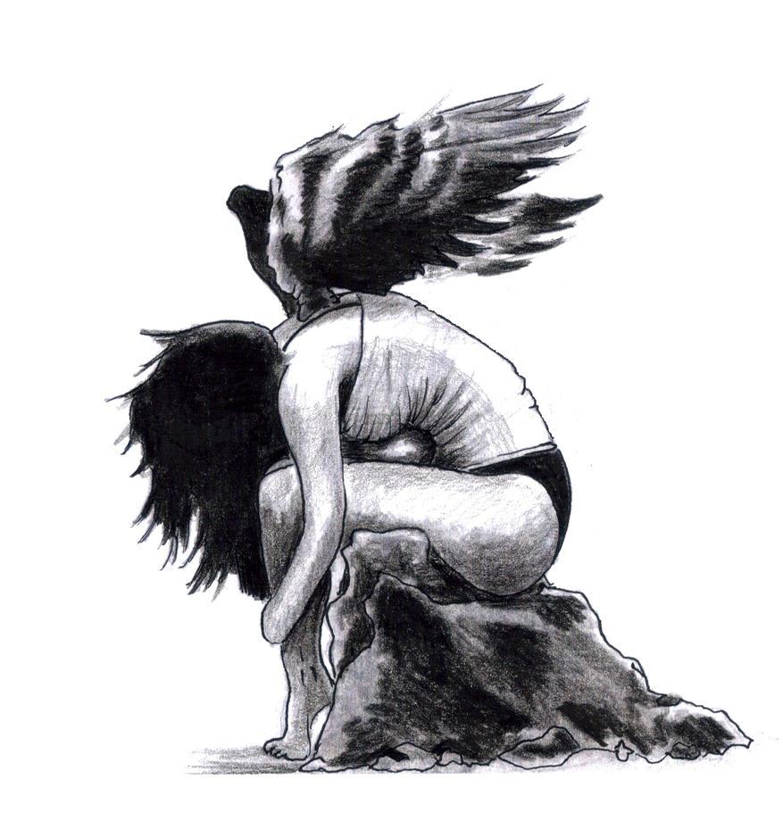 Fallen angel 2 by wikkedone on deviantart fallen angel 2 by wikkedone thecheapjerseys Image collections