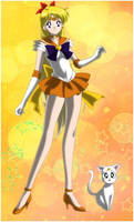 Minako Aino/Sailor Venus (Sailor Senshi Maker)