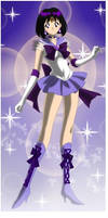Hotaru Tomoe/Sailor Saturn (Sailor Senshi Maker)