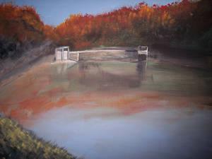 Rushford Dam