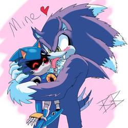 You're Mine - Metal x Sonic
