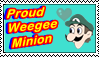 Weegee Minion Stamp by mlp44