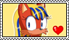 .:Request:. Rachel the Dingo Stamp by mlp44