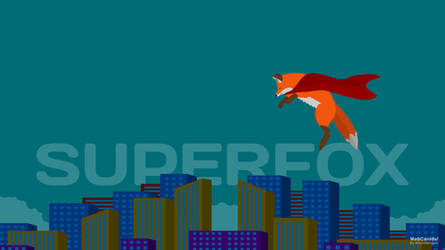 SuperFox (Wallpaper, 4096x2302)