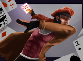 Gambit by Eessosis