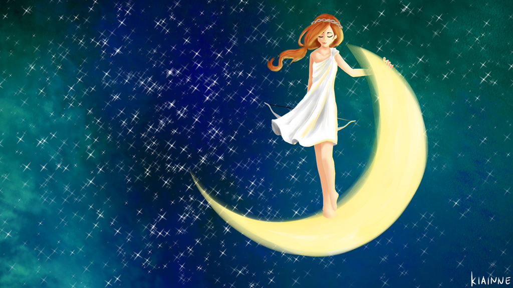Moonlight by kiainne