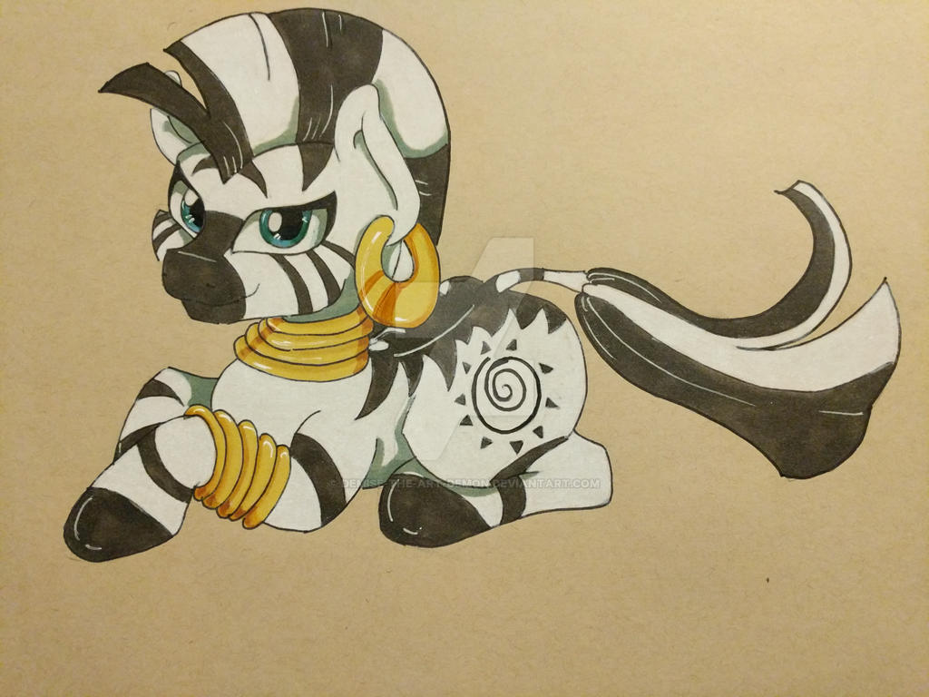 Zecora by Demise-the-art-demon