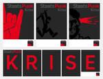 StaatsPunk - Krise .Poster