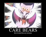 Care Bears demotivational
