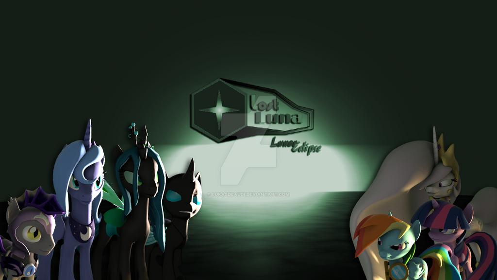 LL: Eclipse Wallpaper HD by LukasDeAudi