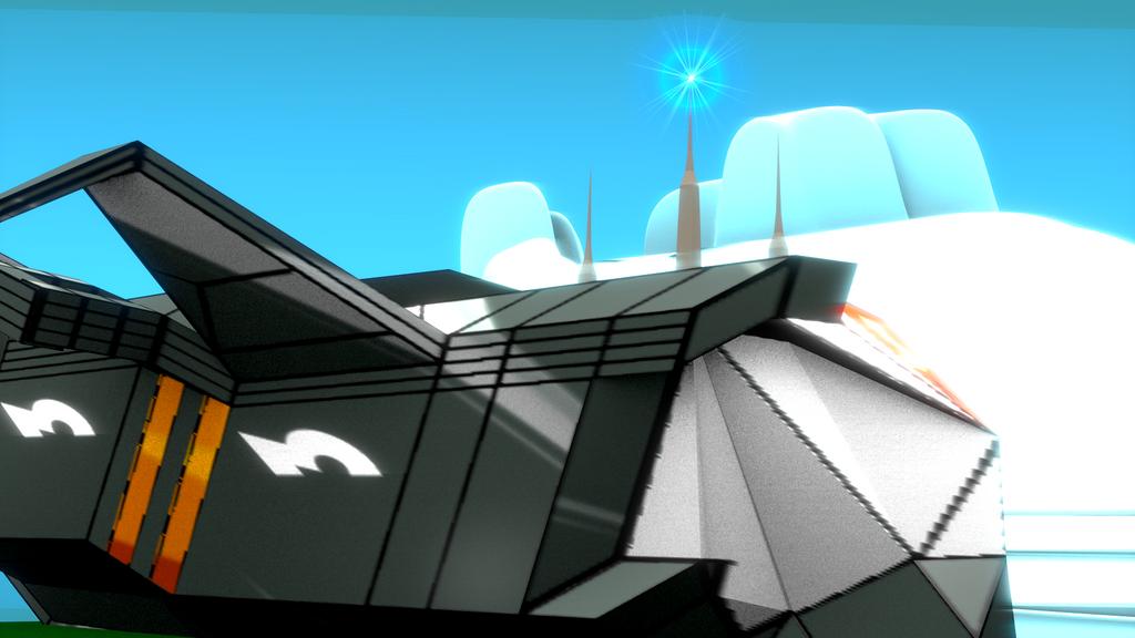 Vss Black Pather - Crystal Empire LZ by LukasDeAudi