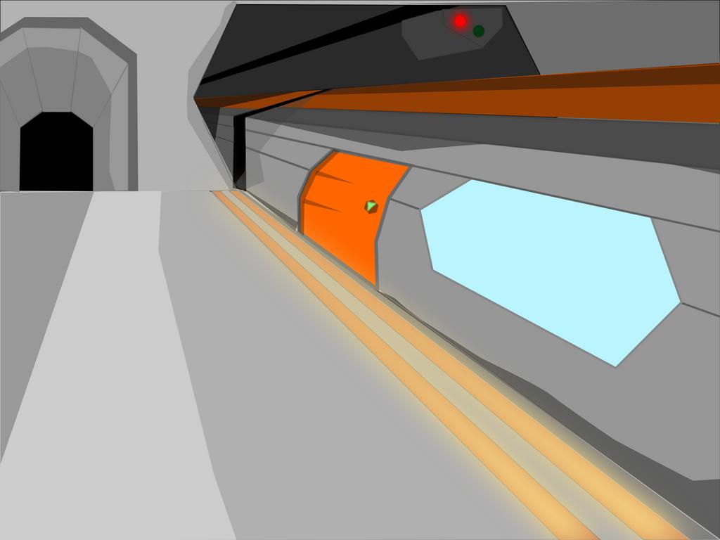 Underground Railway by LukasDeAudi