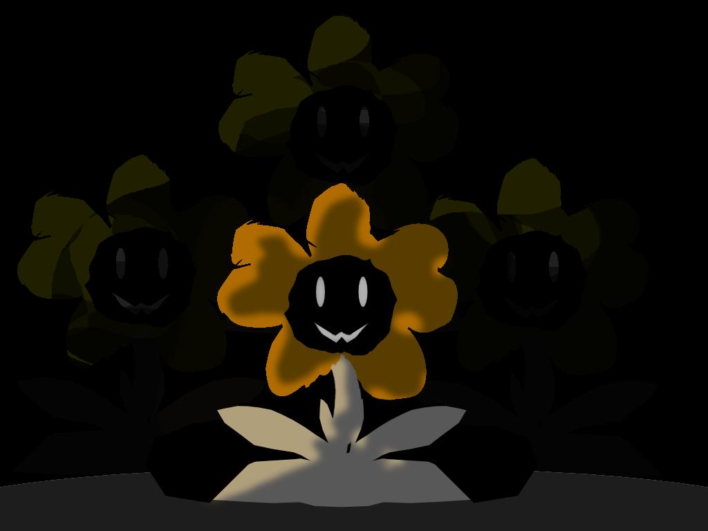 Evil Flower by LukasDeAudi