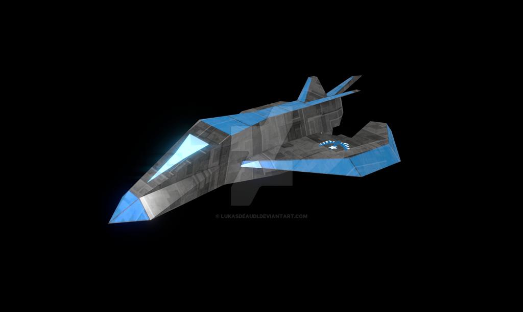 NLR Scout Interceptor by LukasDeAudi