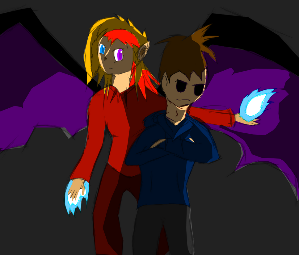 Blaze and Tom (EddsWorld) by LukasDeAudi