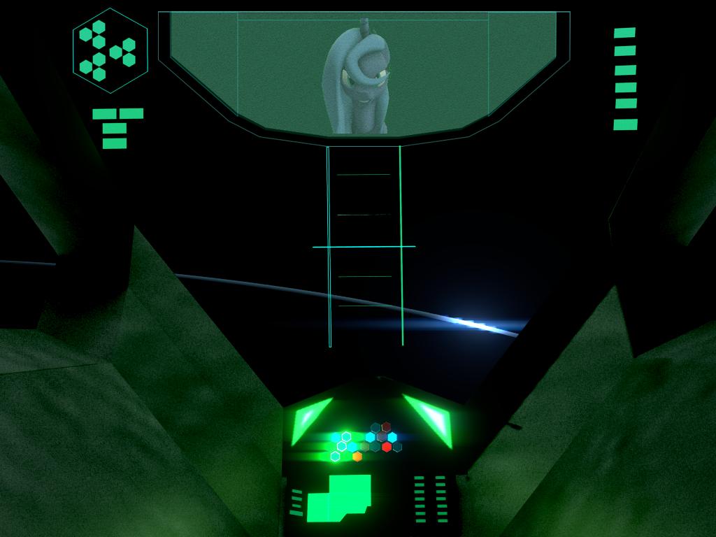 #01 // Lost Luna Prequel (Development screenshot) by LukasDeAudi