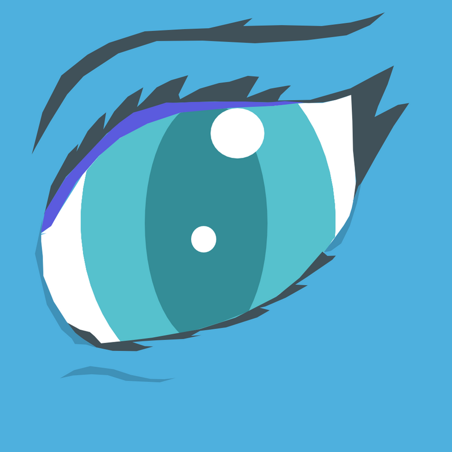 Blue Eyes by LukasDeAudi