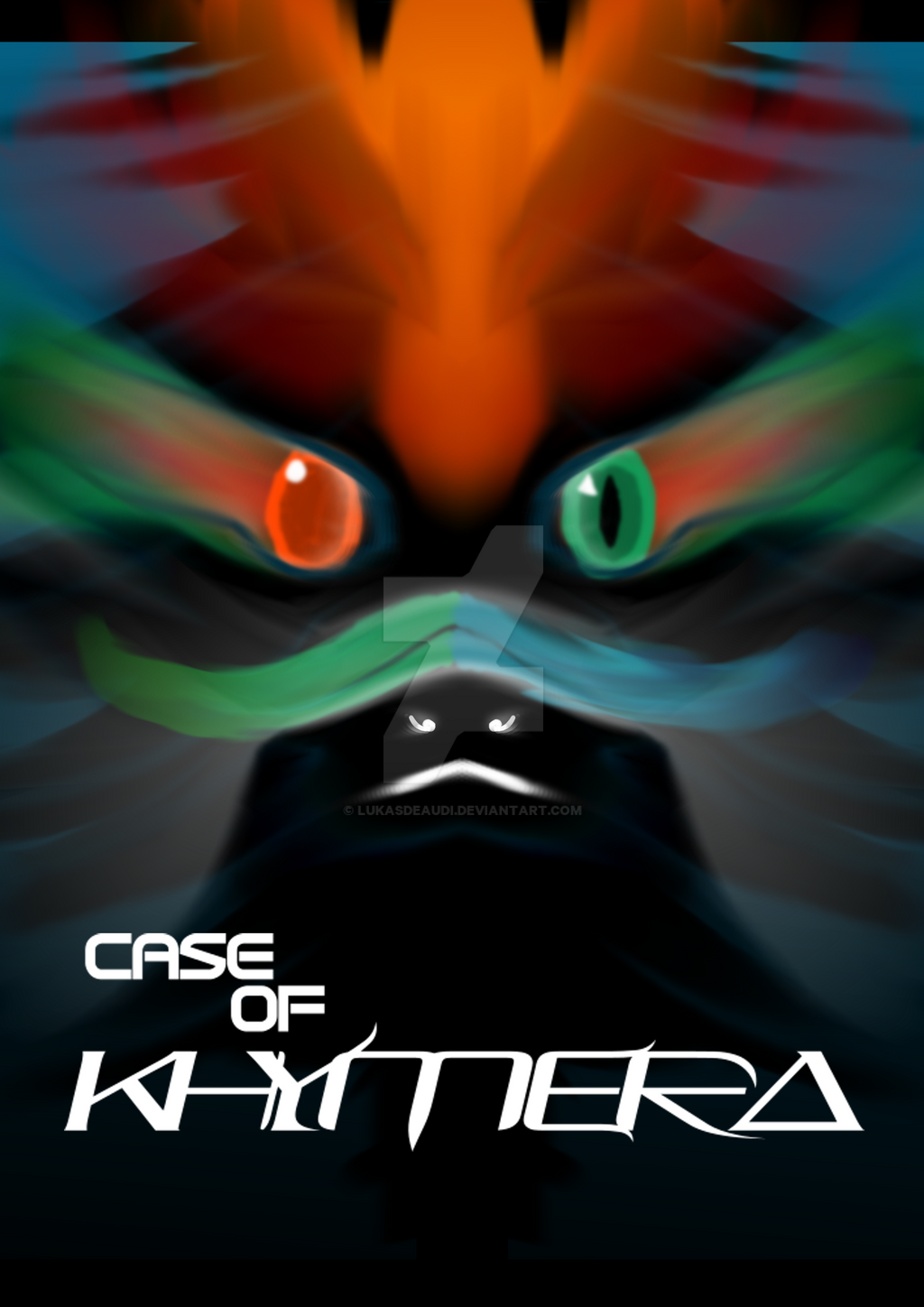 Case Of Khymera (Fanfiction cover art) by LukasDeAudi