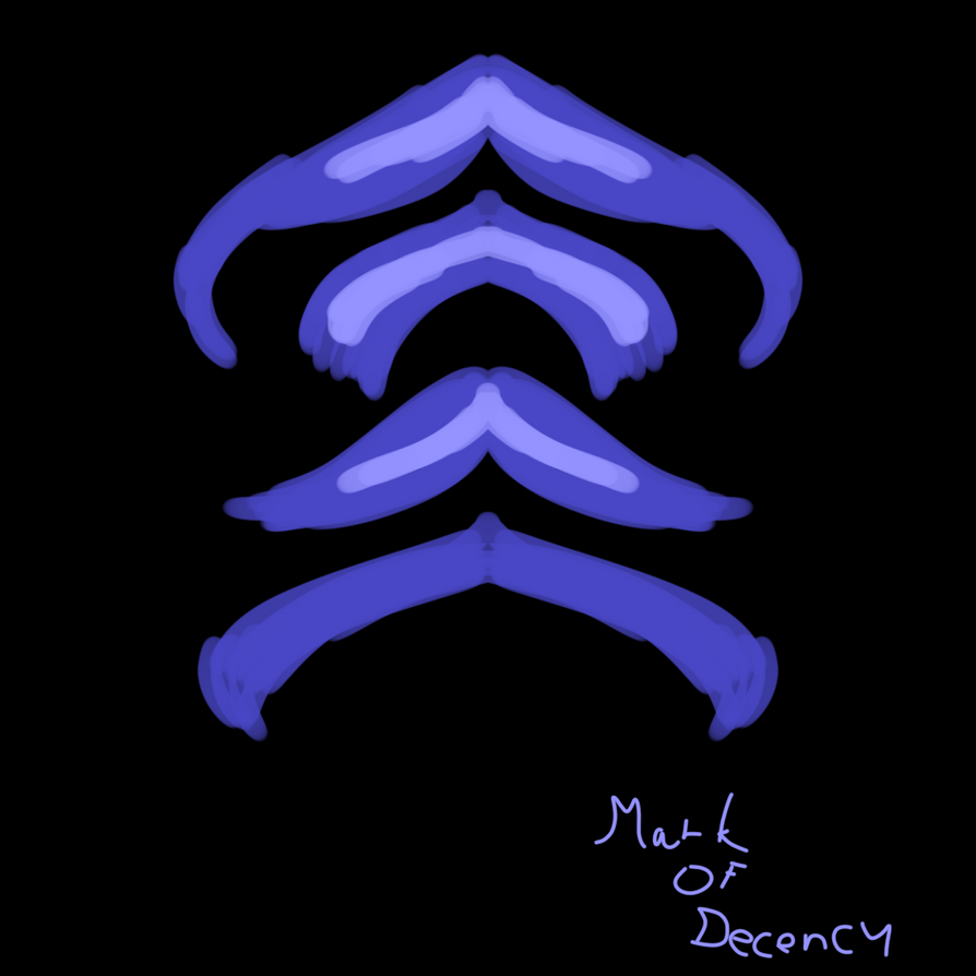[LTF] Honour Mark for Decency by LukasDeAudi