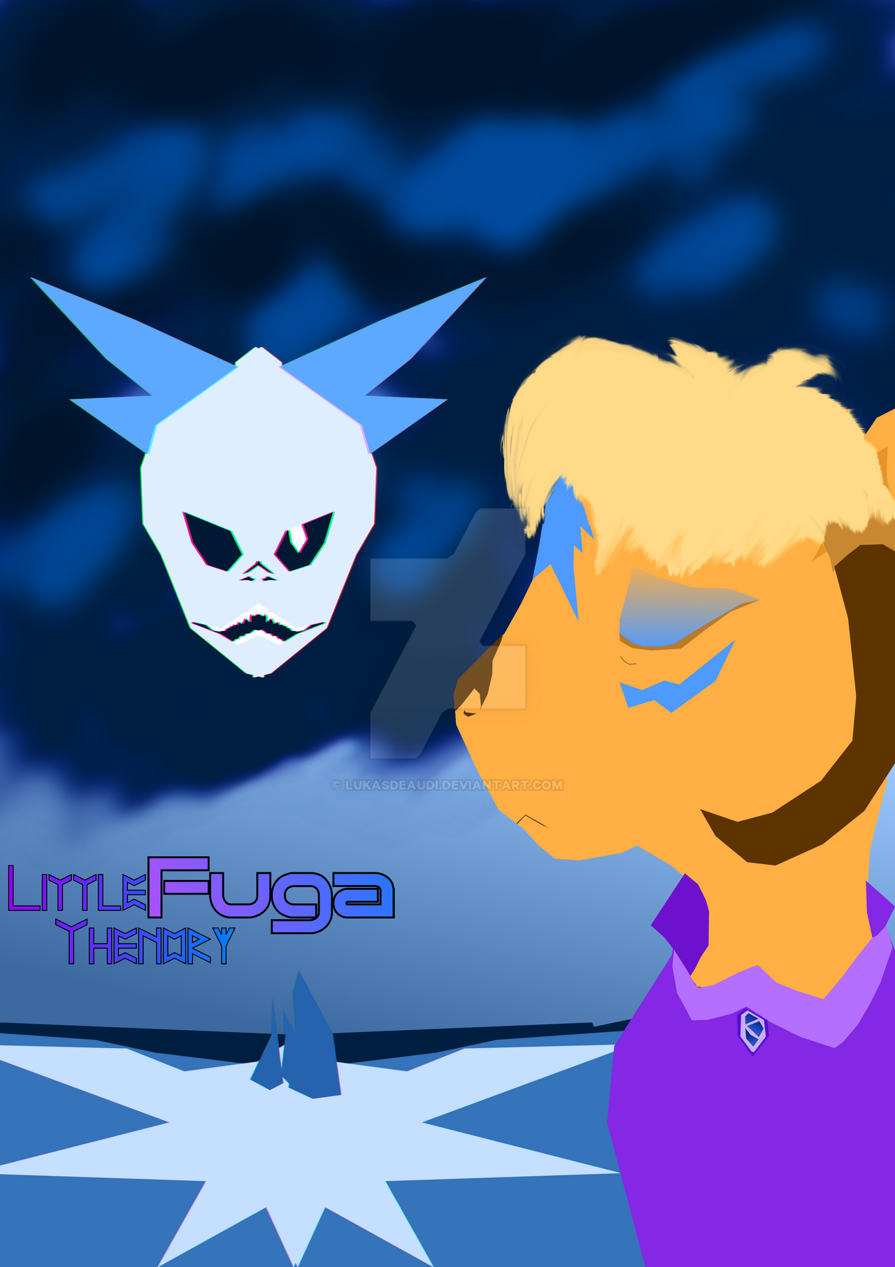 Little Thenory Fuga Cover 2
