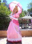 Cosplay 'Princess Peach'