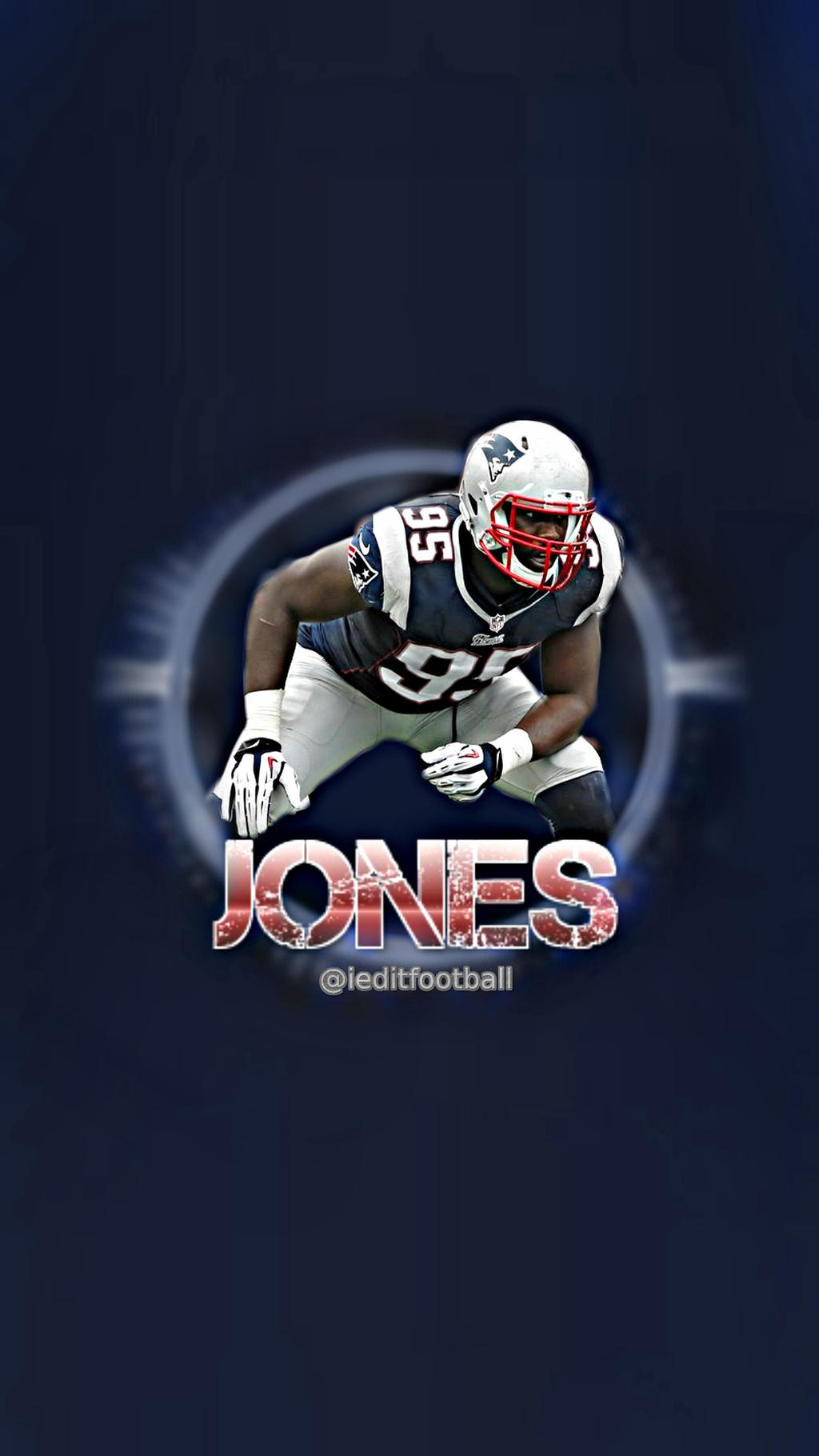 patriots chandler jones iphone android wallpaper by