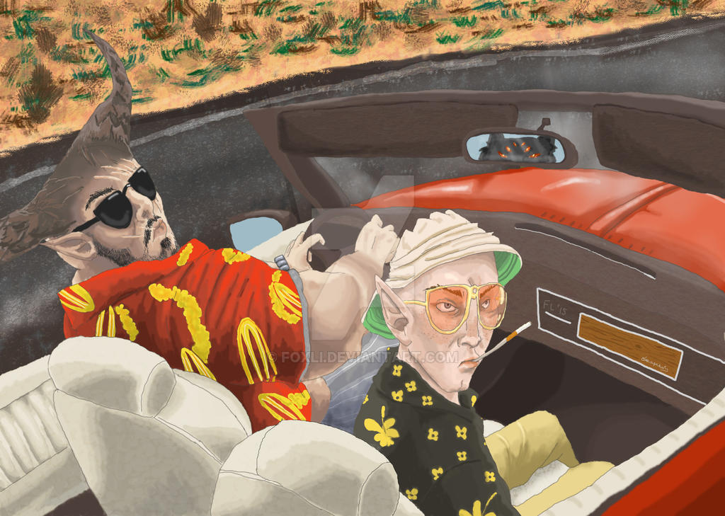 Fear and Loathing in New Thedas by FoxLi
