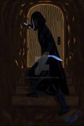 Drow Ninja, Invisible Blade