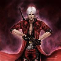 Dante - The Devil Slayer by Ninjatic