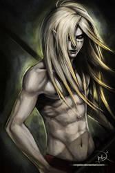 Prince Nuada by Ninjatic