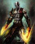 Kratos - God Of War