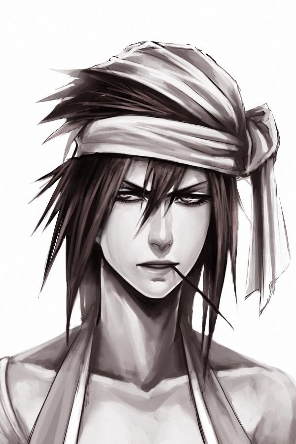 Bleach - Kukaku Shiba by Ninjatic
