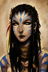 Princess... by Ninjatic