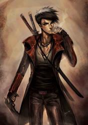DmC : New Dante by Ninjatic