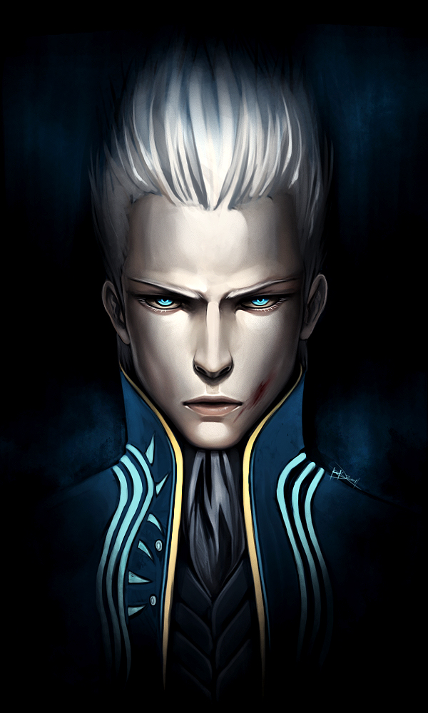 Vergil by Ninjatic