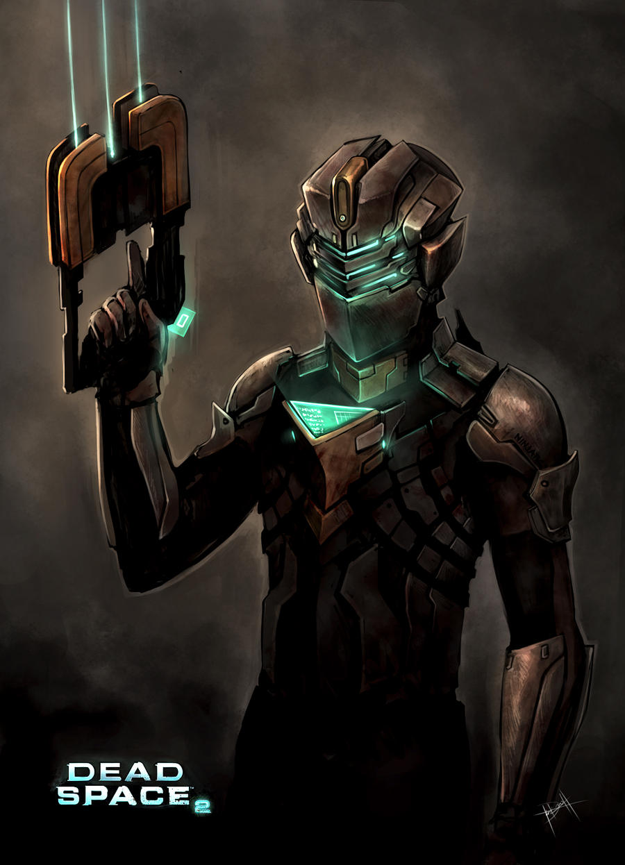 Isaac Clarke by Ninjatic
