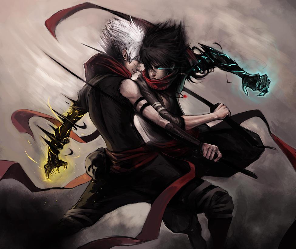 Cursed Assassins by Ninjatic on DeviantArt