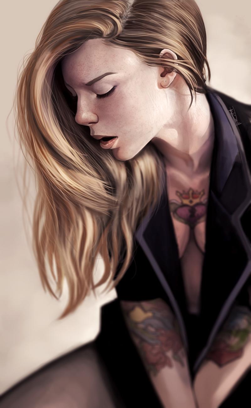Hattie by Ninjatic