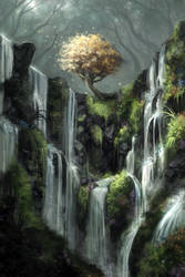 Hidden Falls by Ninjatic