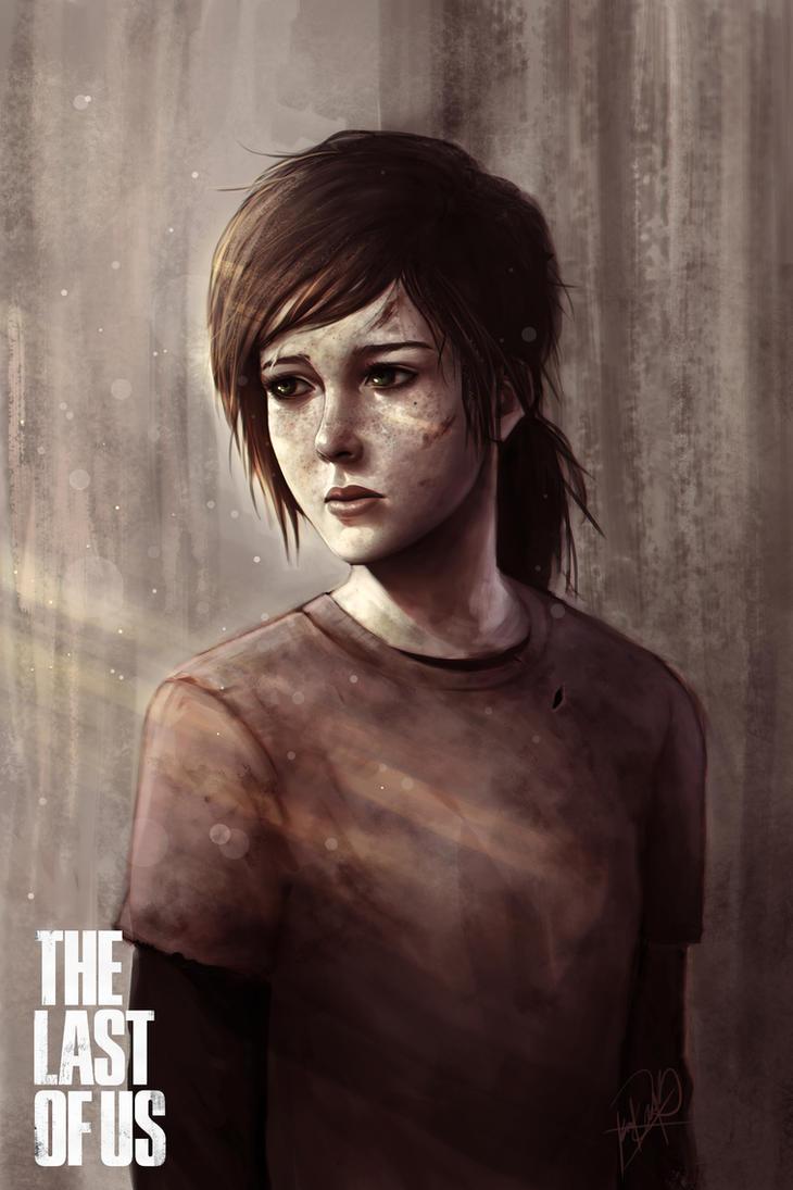 Ellie by Ninjatic