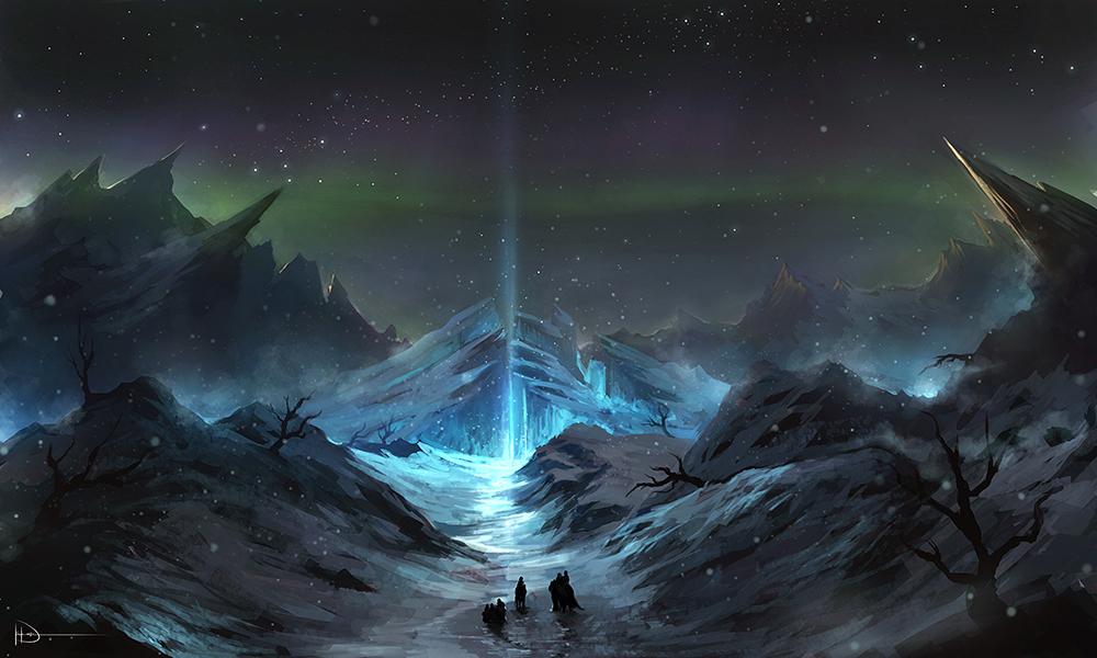 Southern Lights by Ninjatic ...
