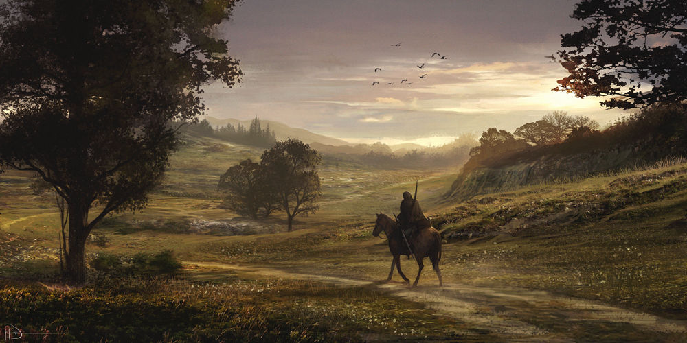 Coming Home by Ninjatic