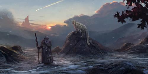 Far Beyond The Sun by Ninjatic