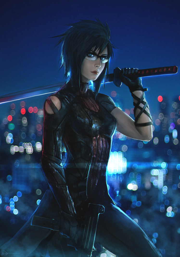 Katana 2.0 by Ninjatic on DeviantArt