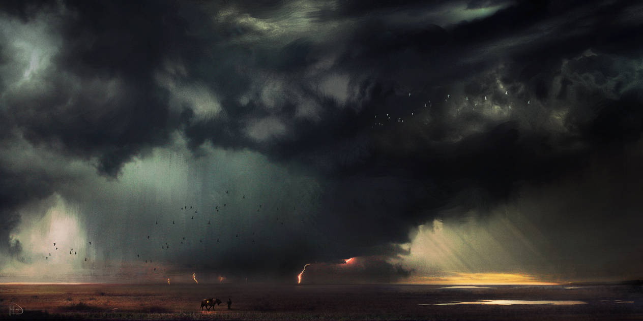 Passing Through The Storm by Ninjatic
