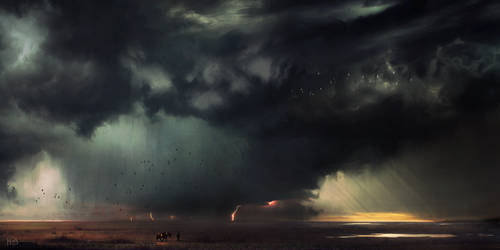 Passing Through The Storm