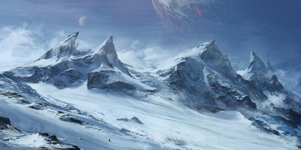 Frozen Steps by Ninjatic