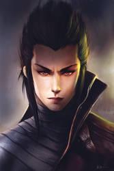 Character Portrait by Ninjatic