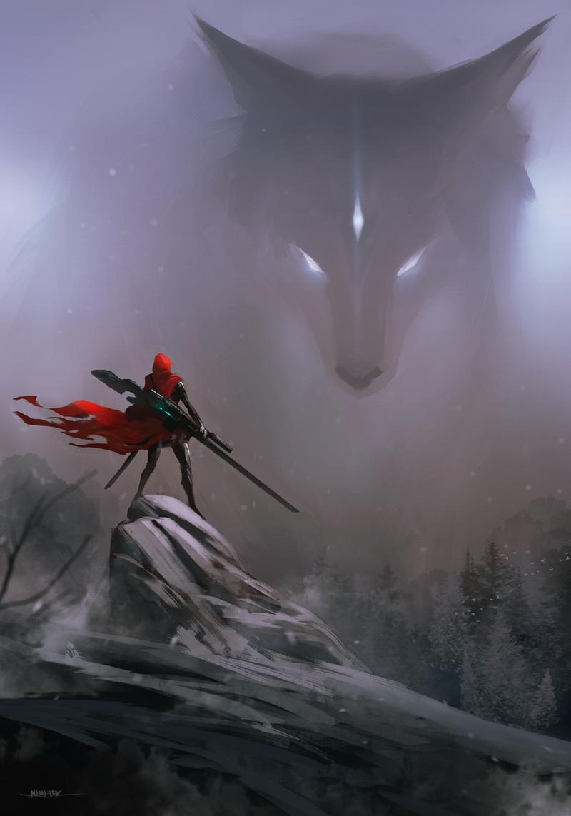 Big Bad Wolf by Ninjatic
